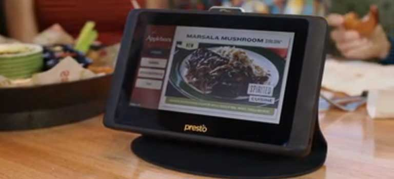 Restaurants are Using More Technology to Improve Guest Experience