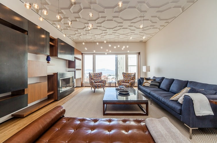Immaculate Appearance Ceiling Design