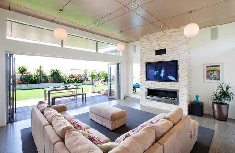 recessed ceiling design - Style Your Home with these Creative Ceiling Design Ideas - 1
