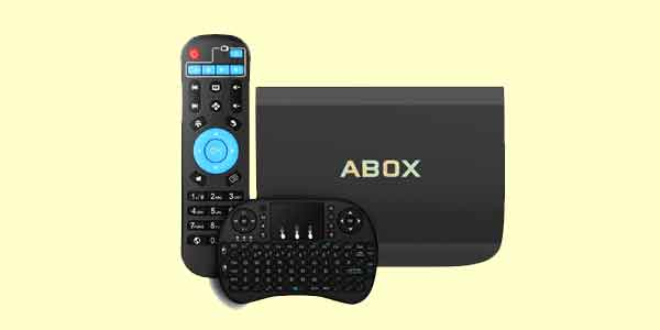 The Best Android TV Boxes For Playing Games - ABox Android TV Box