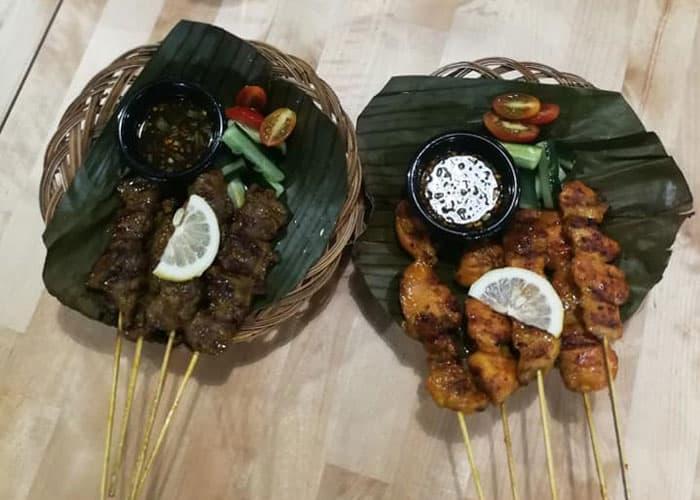 Satay Bung Meen Cafe, Bandar Seri Putra
