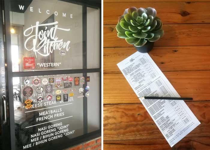 restoran hipster joint kitchen seremban 2 menu min - Sedapnya Krusty Burger di Joint Kitchen, Seremban 2 - 2