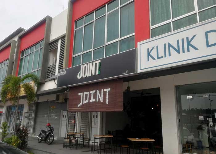 restoran hipster joint kitchen seremban 2 min - Sedapnya Krusty Burger di Joint Kitchen, Seremban 2 - 1