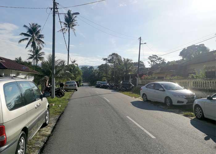 warung nayan lenggeng kereta min - Menikmati Nasi Lemak Ikan Keli & Kodok Gelumang di Warung Nayan, Lenggeng - 1