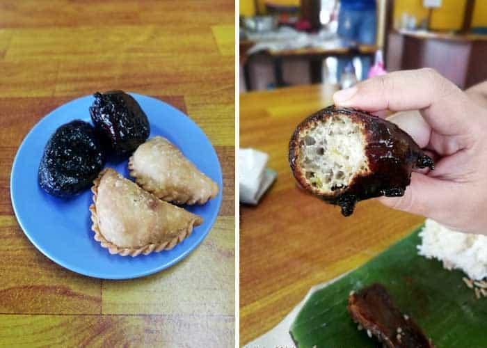 warung nayan lenggeng kodok gelumang min - Menikmati Nasi Lemak Ikan Keli & Kodok Gelumang di Warung Nayan, Lenggeng - 4