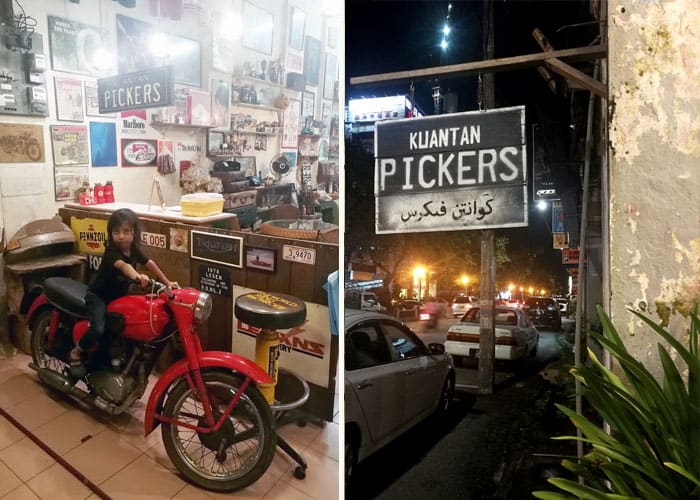 Kuantan Pickers & Kedai Kopi