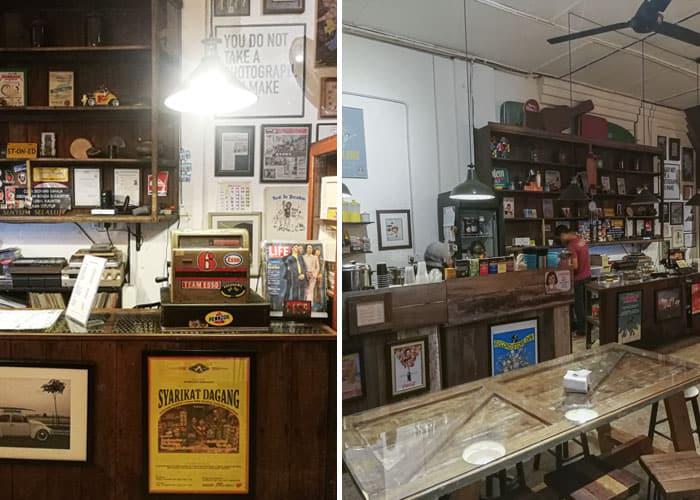 coastal store cafe kuantan counter min - Gabungan Muzik, Buku & Kopi di Coastal Store, Kuantan - 7
