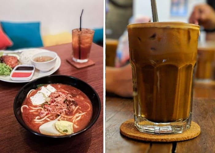 coastal store cafe kuantan food min - Gabungan Muzik, Buku & Kopi di Coastal Store, Kuantan - 1
