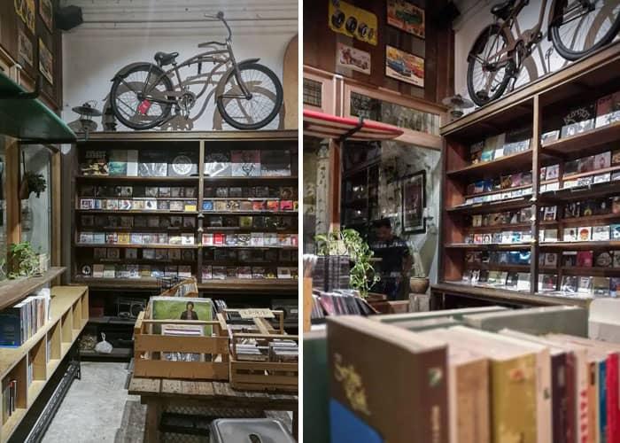coastal store cafe kuantan music min - Gabungan Muzik, Buku & Kopi di Coastal Store, Kuantan - 4