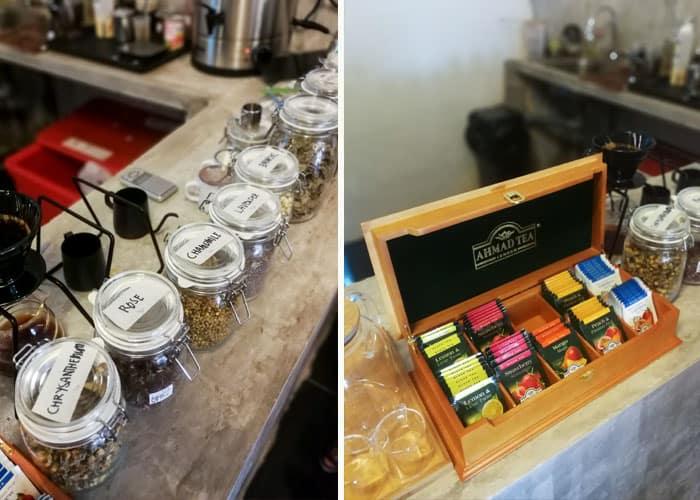 kopi teh kuantan tea bar area min - Keasyikan Kopi Terbalik Aceh di Kopi & Teh, Kuantan - 2