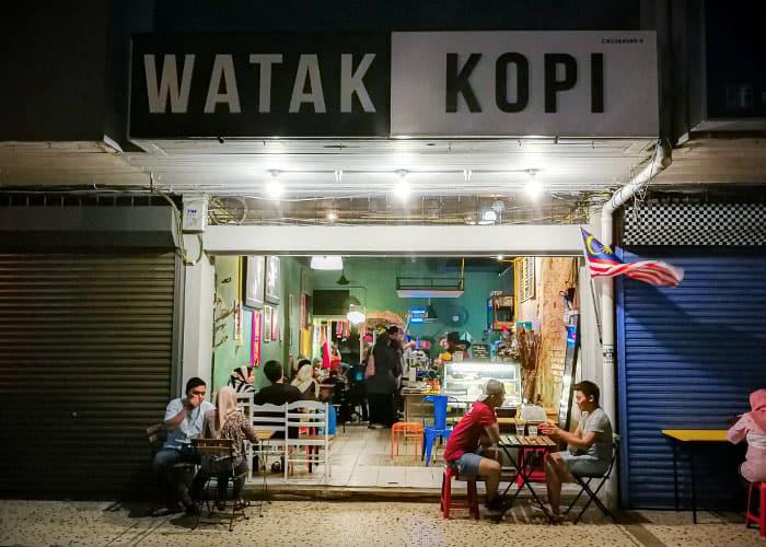 Kopi Kampung Watak Kopi Paling Best di Kuantan