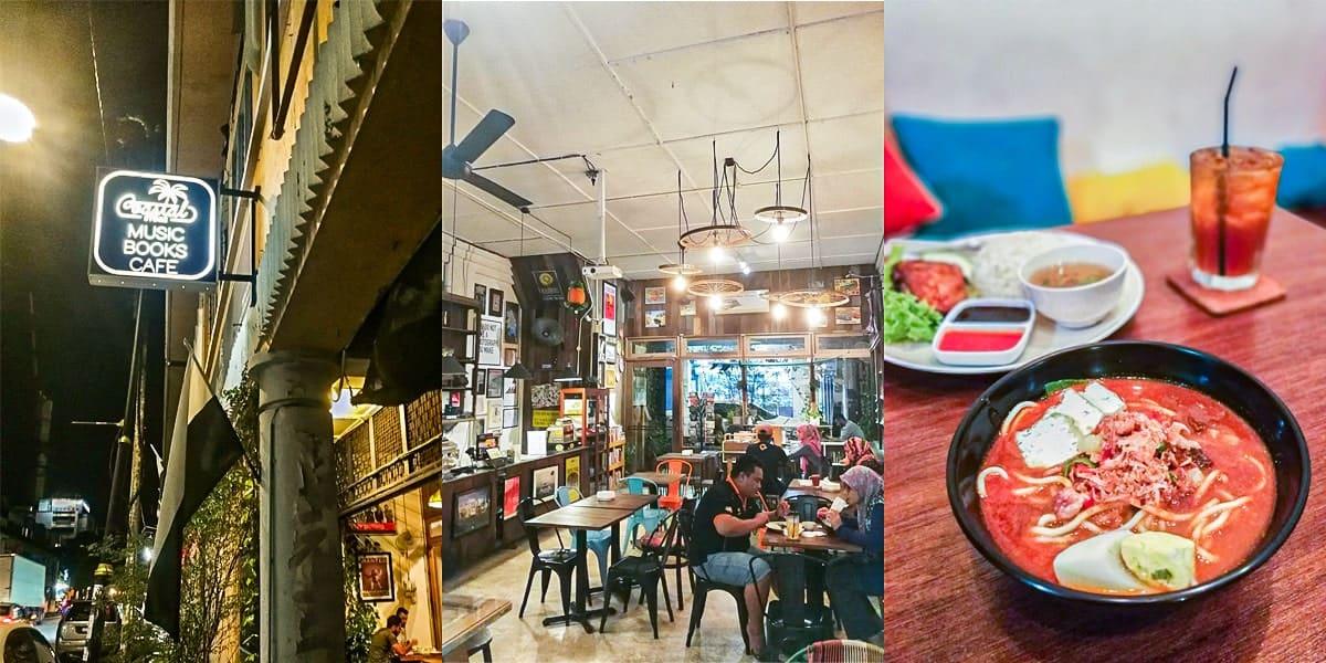 coastal store cafe best di jalan besar kuantan min - 5 Cafe Paling Best & Trending di Jalan Besar, Kuantan - 4