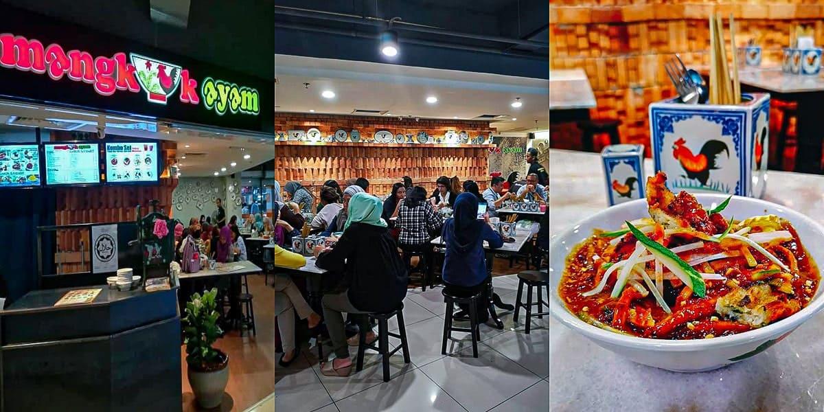 Restoran Mangkok Ayam, Cyberjaya