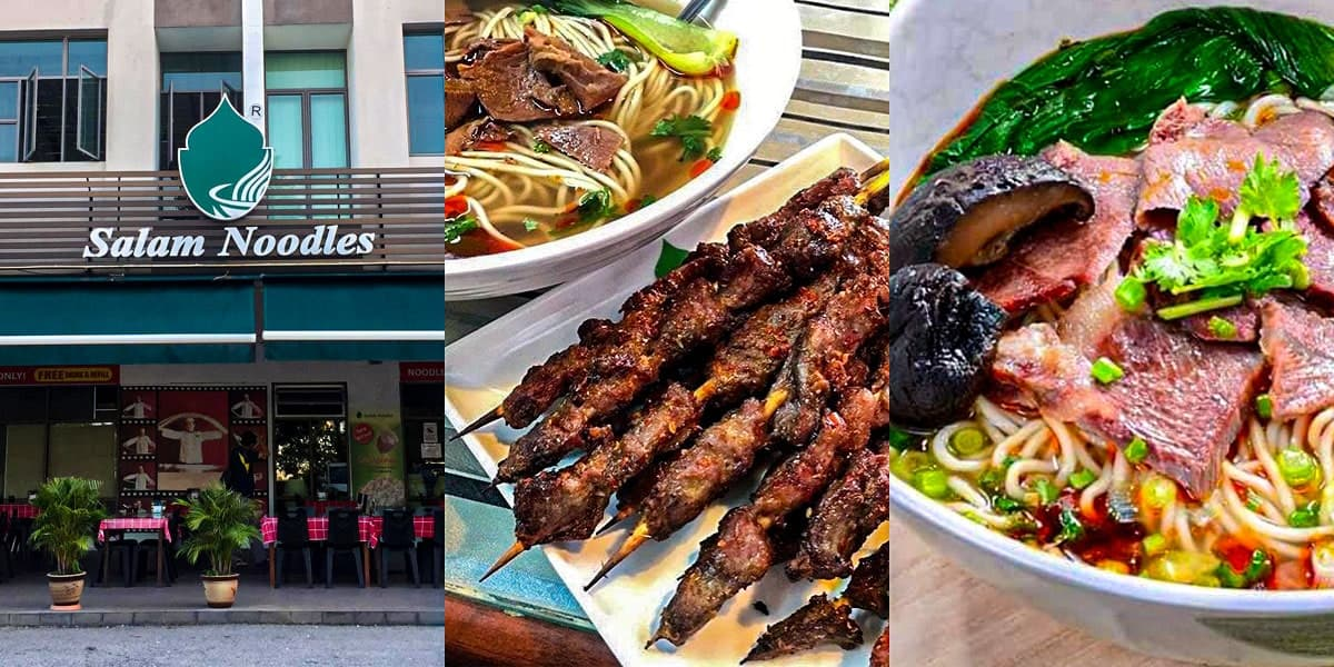 Restoran Salam Noodles, Cyberjaya