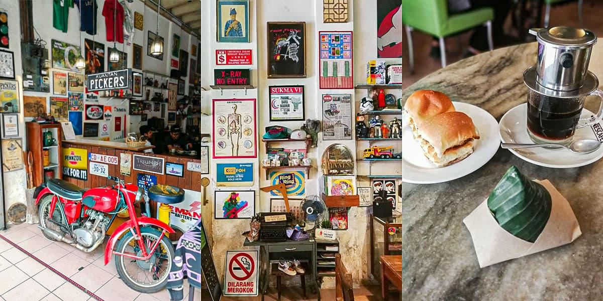 kuantan pickers cafe best di jalan besar kuantan min - 5 Cafe Paling Best & Trending di Jalan Besar, Kuantan - 3