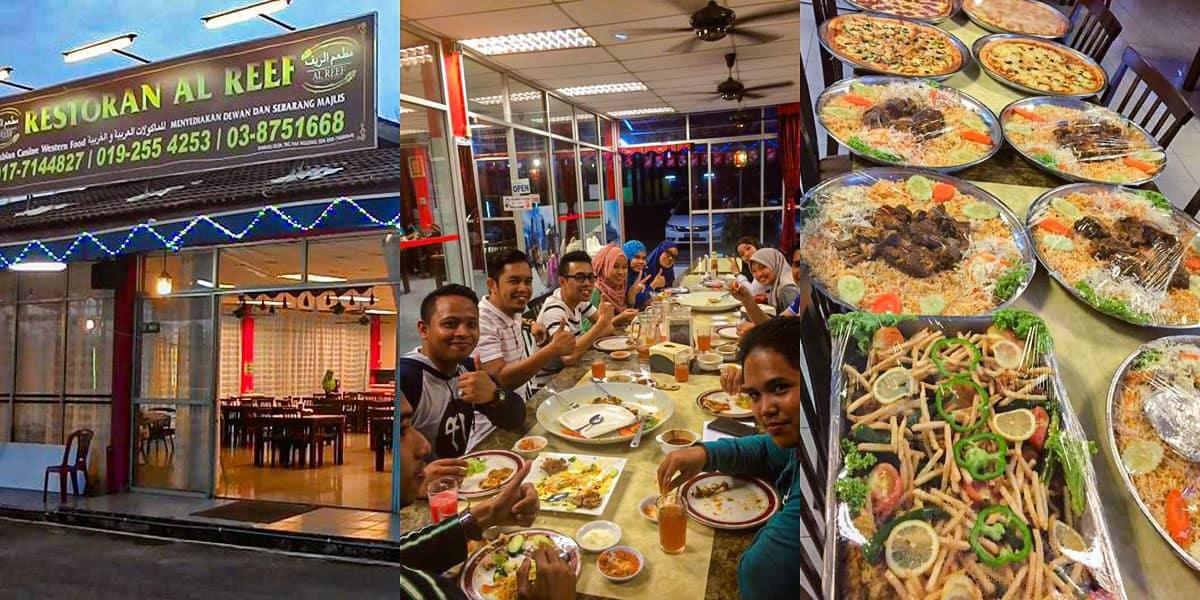 makan best semenyih nasi arab al reef restaurant min - 10 Tempat Makan Best di Semenyih. No. 3 Kesukaan Kami! - 8