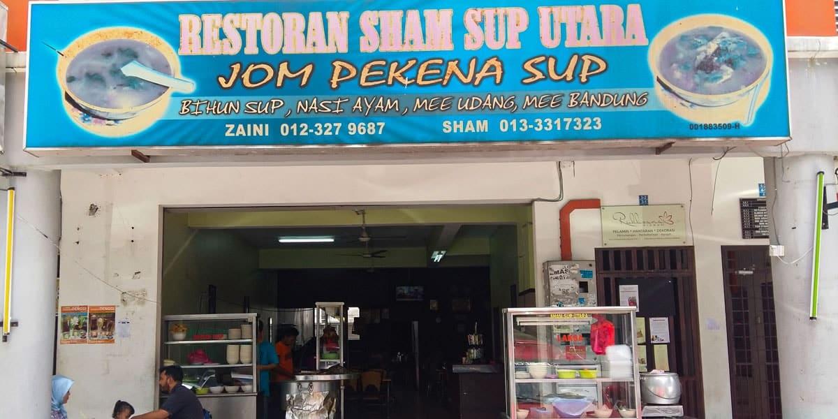 restoran sham sup utara bandar seri putra min - 6 Tempat Makan Best & Sedap di Bandar Seri Putra - 9