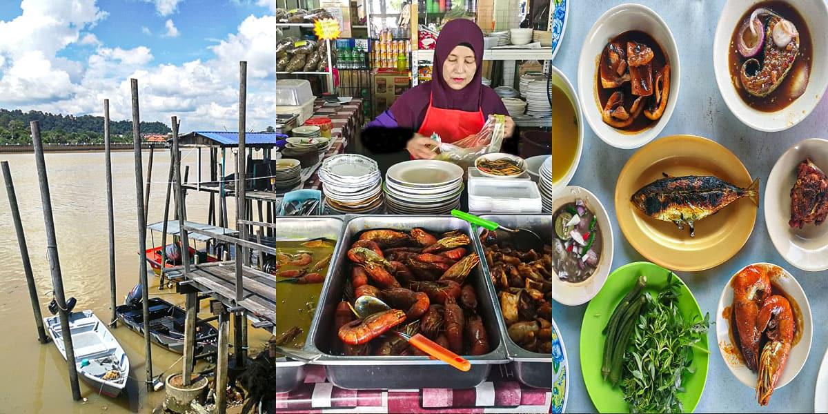 Restoran Ani Selera Kampung (Kedai Nasi Budu)