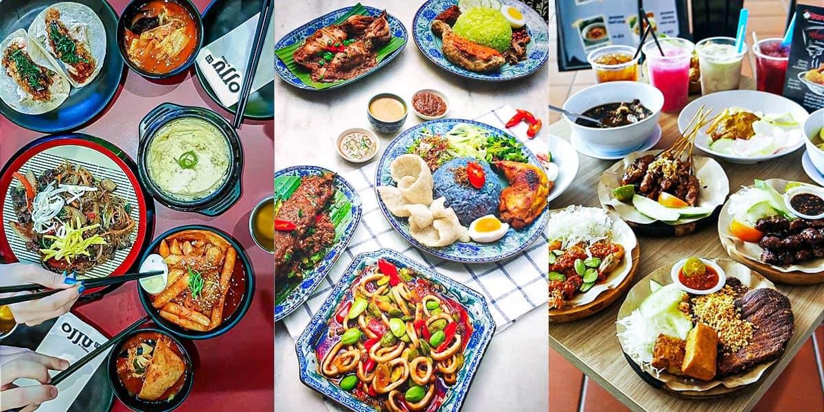 Tempat Makan Best di KL Sentral
