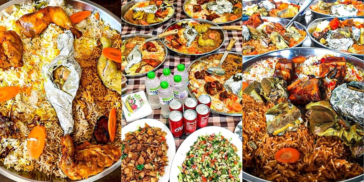 Tempat Makan Best di Nilai - Al Jamal Restaurant