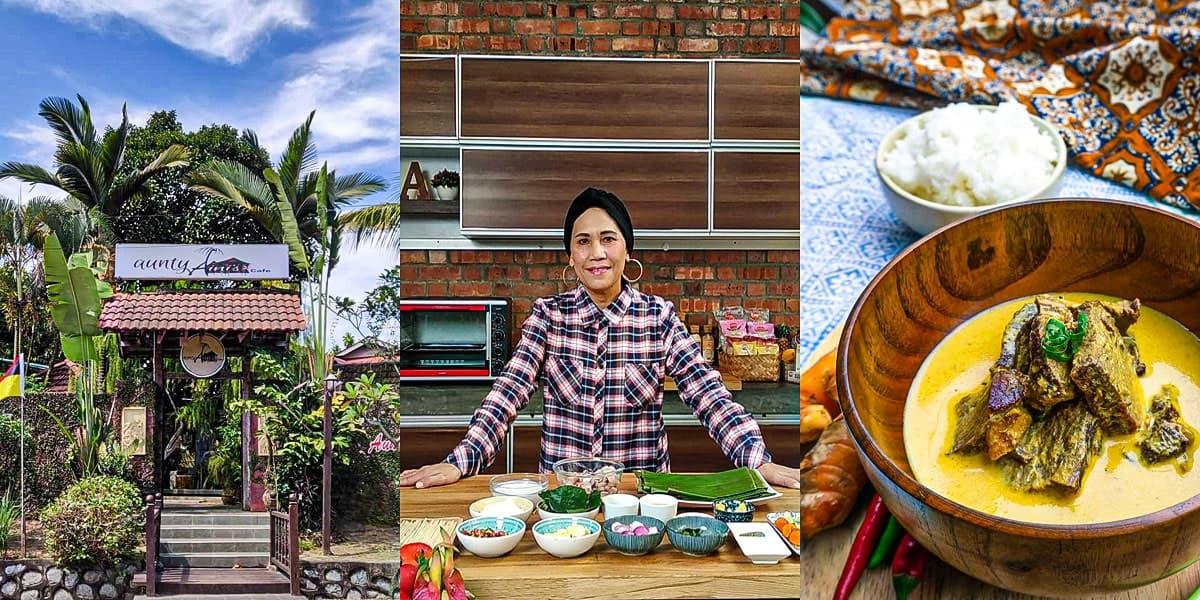 Tempat Makan Best di Nilai - Aunty Aini's Garden Cafe