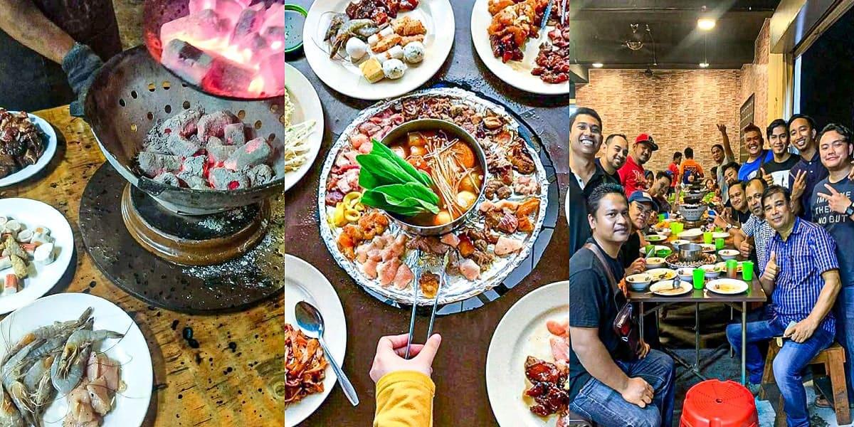 Dapur Arang Corner Steamboat & Grills