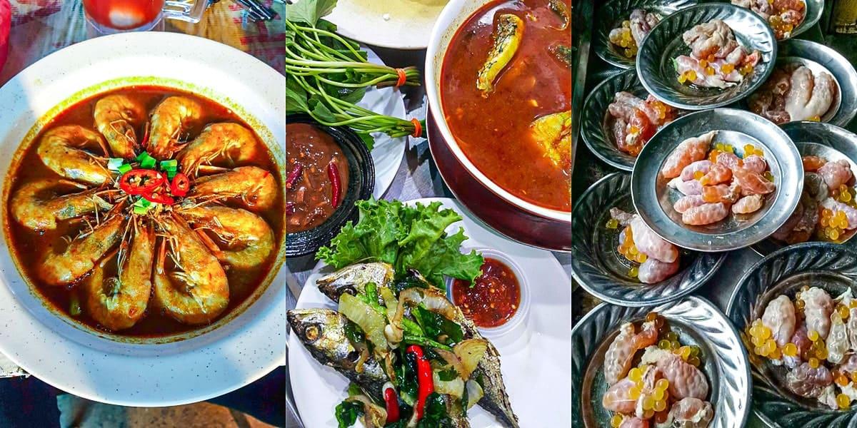 Tempat Makan Best di Nilai - D'Laila Mee Udang @ MMA Santai Corner