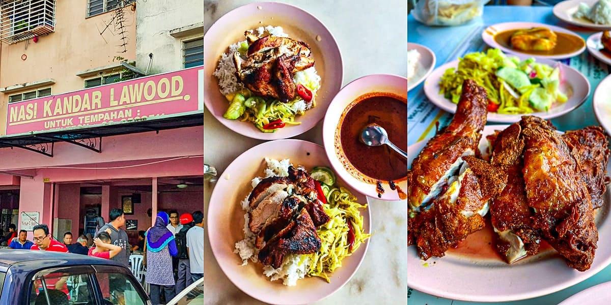 Tempat Makan Best di Nilai - Nasi Kandar Lawood