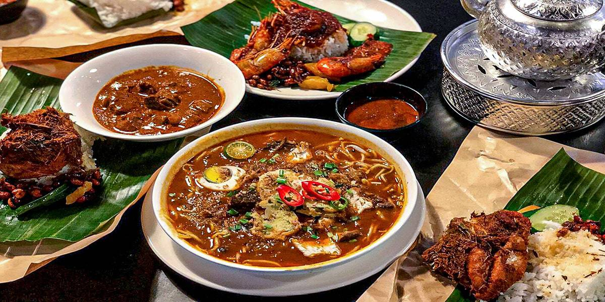 Moss Eatery Best Mee Tulang in Ipoh