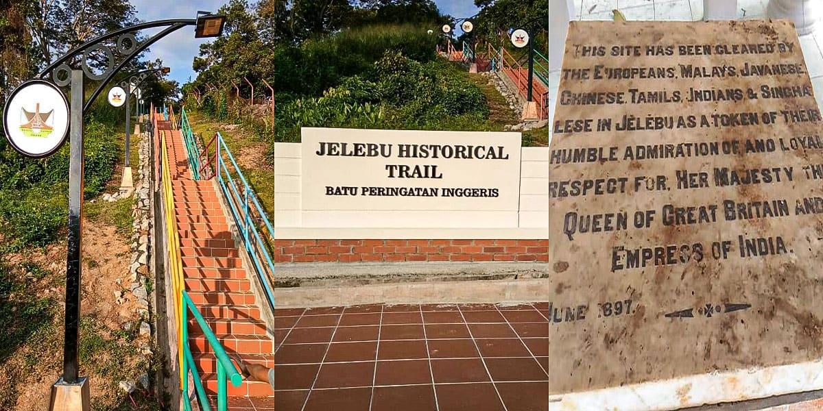 Tempat Menarik di Jelebu - Batu Peringatan Inggeris Kuala Klawang (Kuala Klawang Inggeris Memorial)