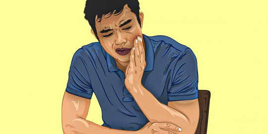 Cara Hilangkan Sakit Gigi