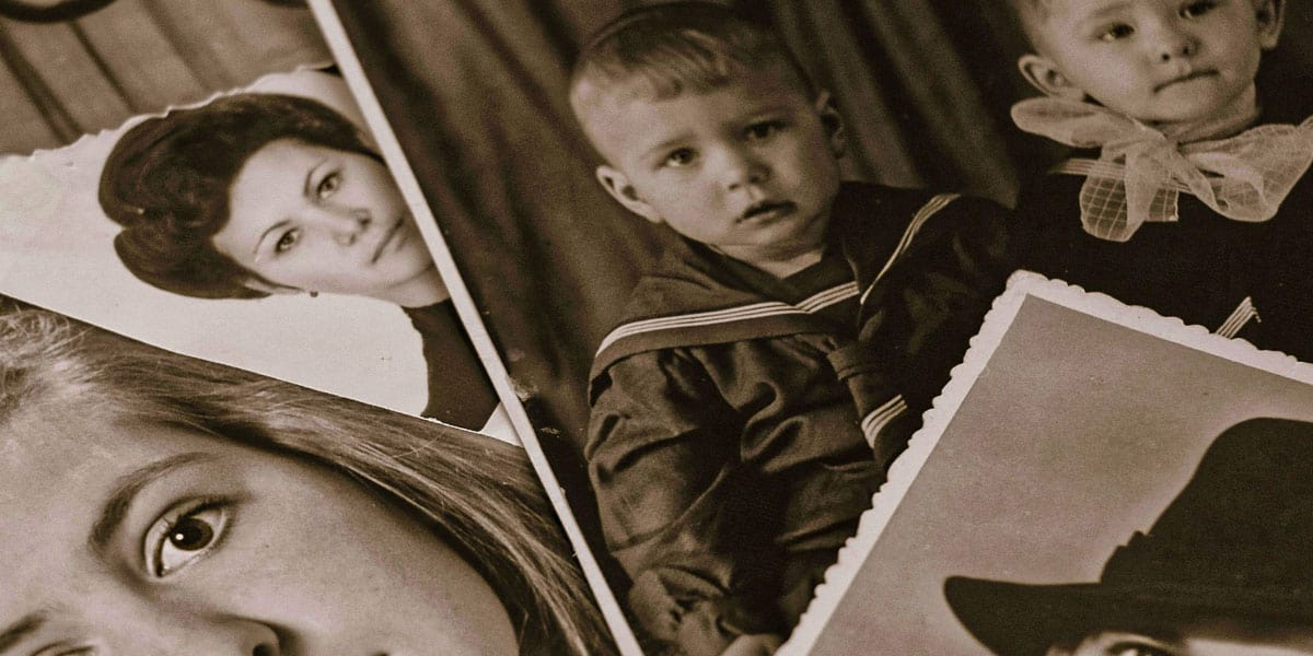 Family Photography Theme - Old School