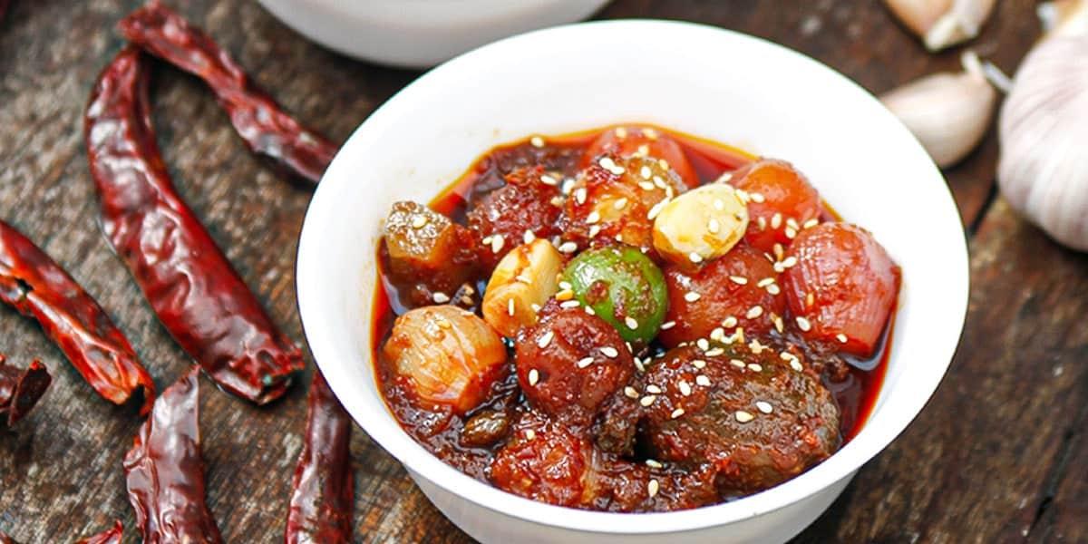 Makanan Kegemaran Malaysia - Acar Buah