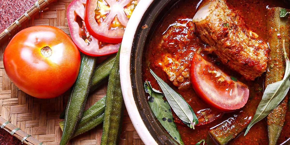 Makanan Kegemaran Malaysia - Asam Pedas