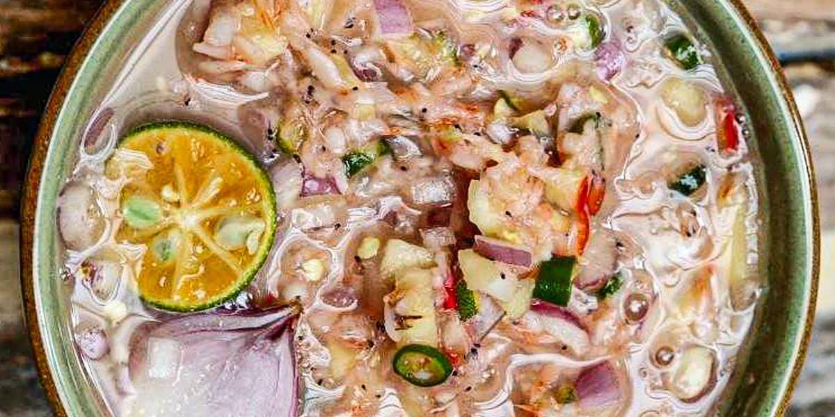 Makanan Tradisional Melayu - Belacan