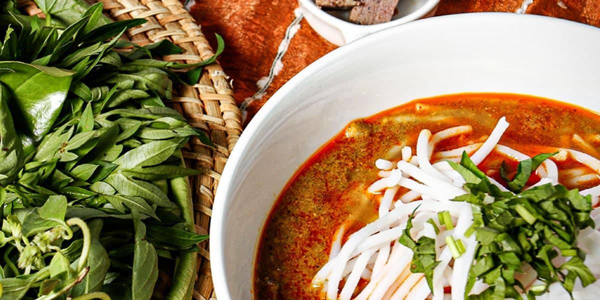 Makanan Kegemaran Malaysia - Laksa