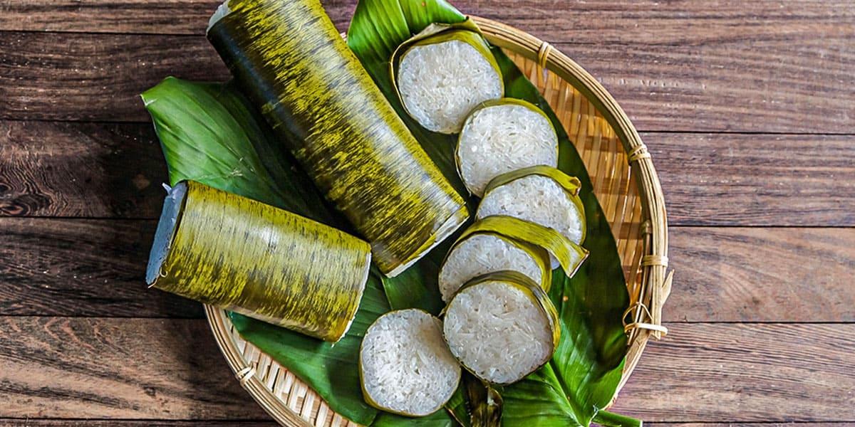 Makanan Tradisional Melayu - Lemang
