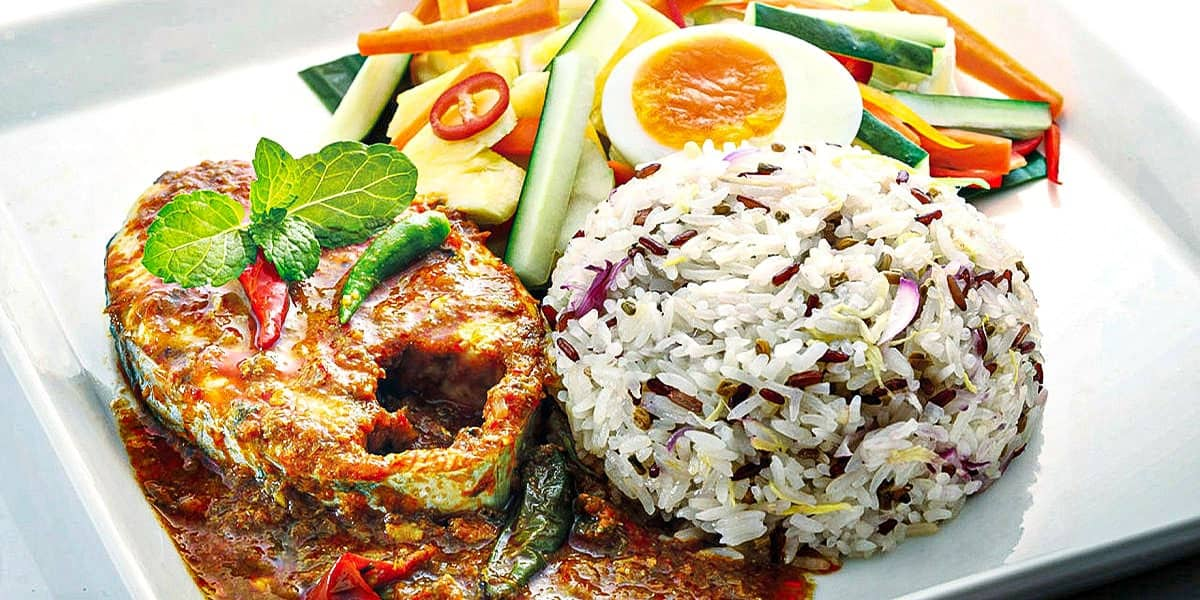 Makanan Tradisional Melayu - Nasi Dagang