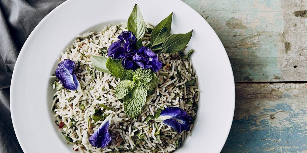 Makanan Tradisional Melayu - Nasi Ulam