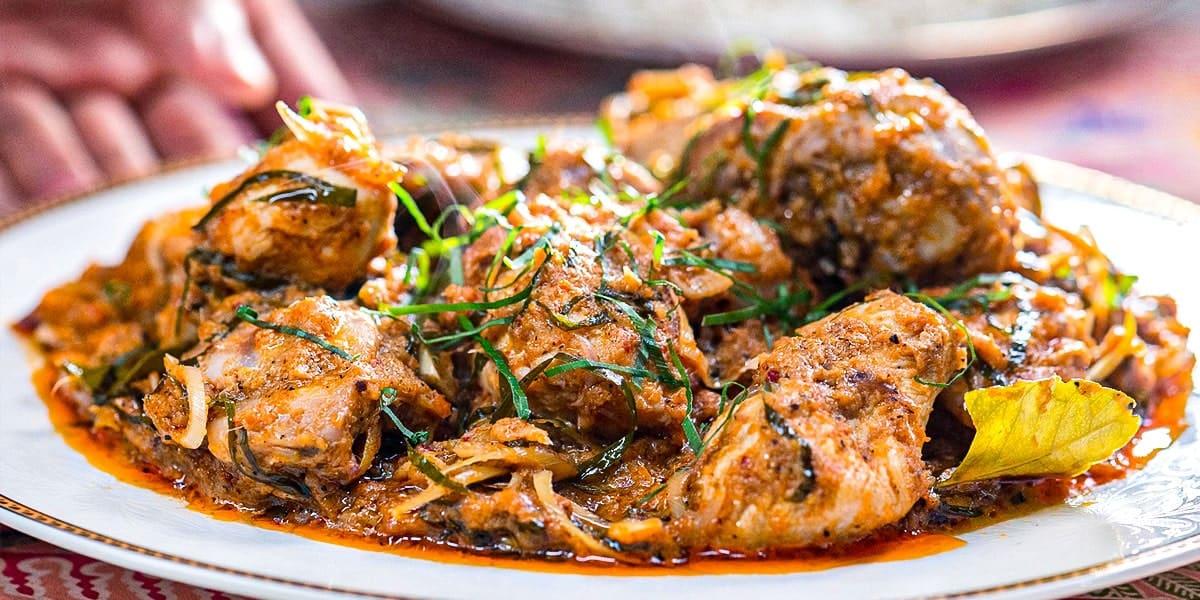 Makanan Tradisional Melayu - Rendang