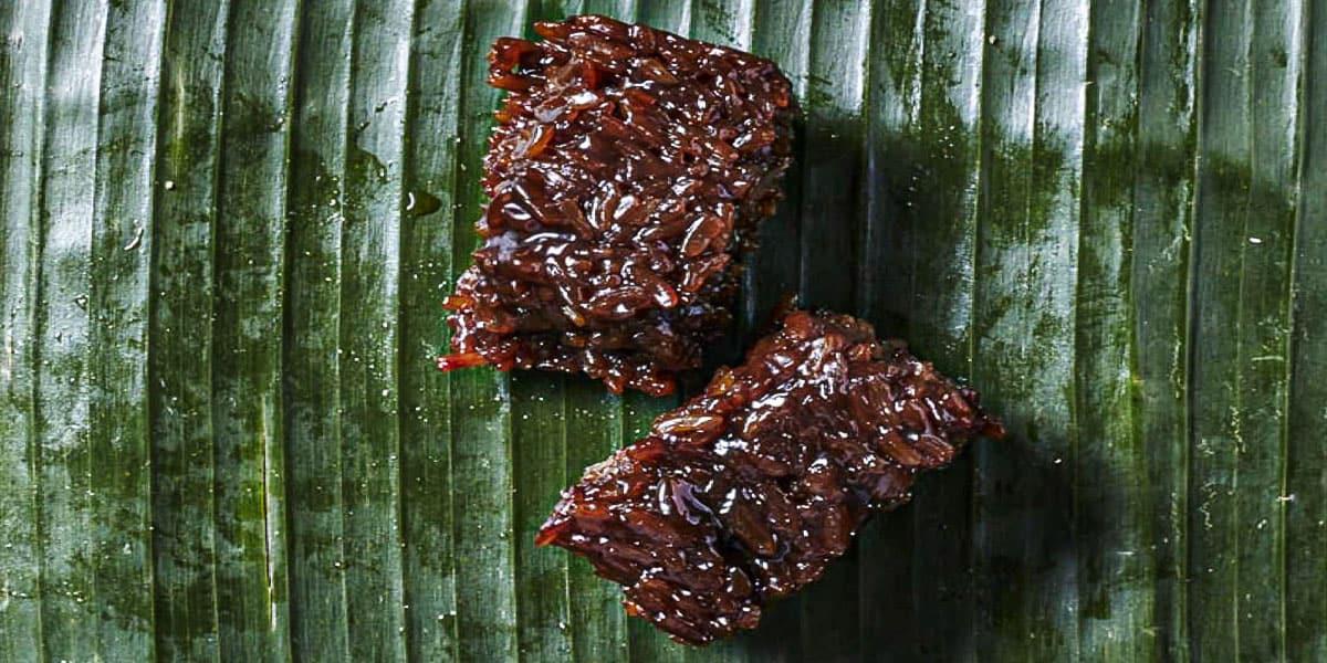 Makanan Tradisional Melayu - Wajik