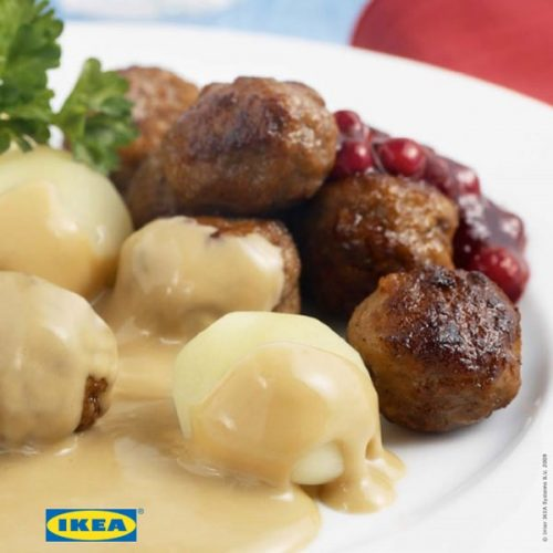 Resepi Meatball Ikea Halal