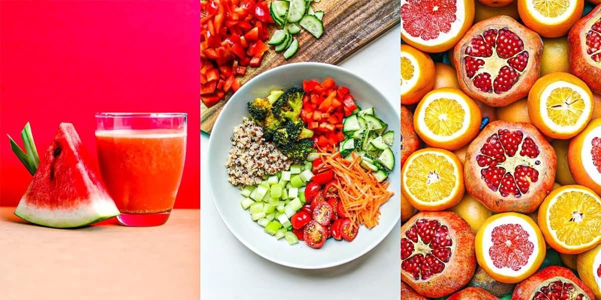 Cara Diet Yang Betul - Makan Sayur dan Buah