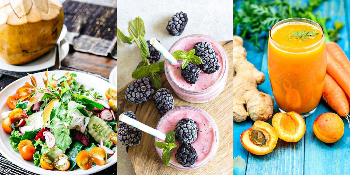 Cara Diet Yang Betul - Mempelbagaikan Makanan yang Sihat dan Segar