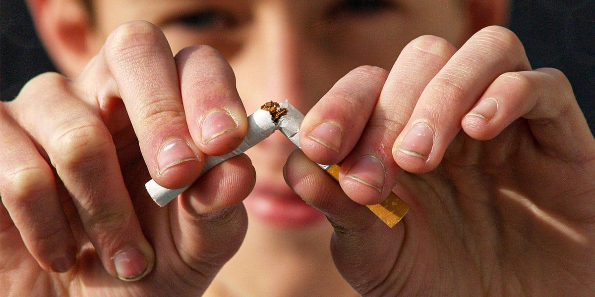 Petua Menurunkan Tekanan Darah Tinggi -Berhenti Merokok