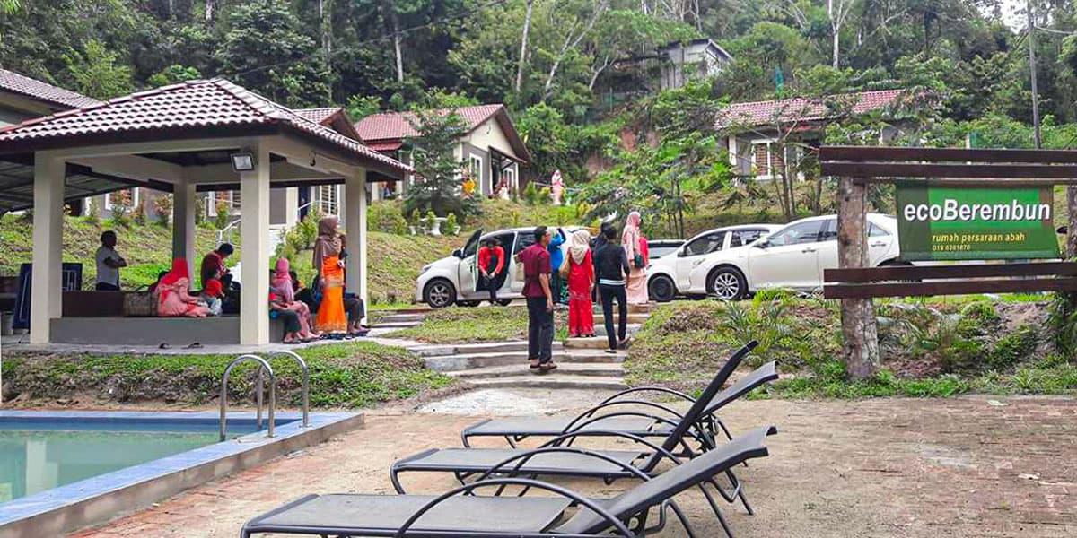 Tempat Menarik di Kuala Pilah - EcoBerembun Homestay