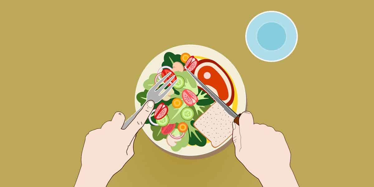 Tips Kuruskan Badan - Kurangkan Pengambilan Kalori