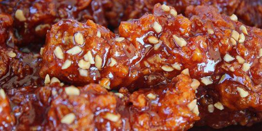 Resepi Ayam Korea Cover