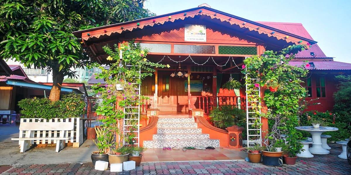 Senarai Homestay Kampung Morten - Rumah Warisan Haji Joret Ali