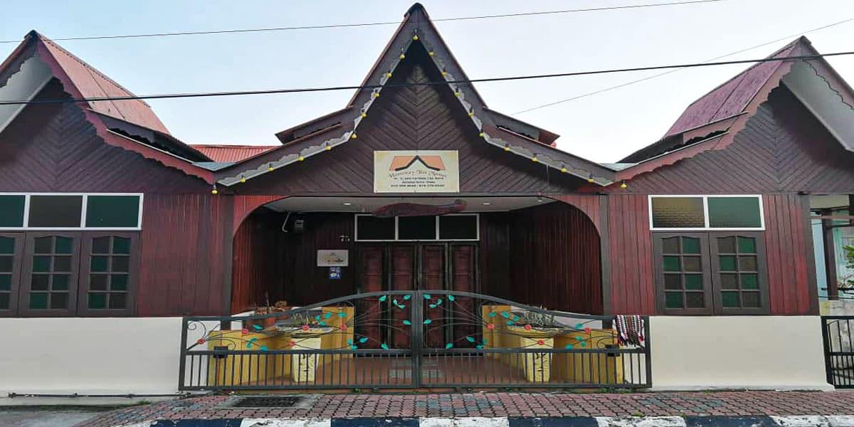 Senarai Homestay Kampung Morten - Homestay Tun Mamat